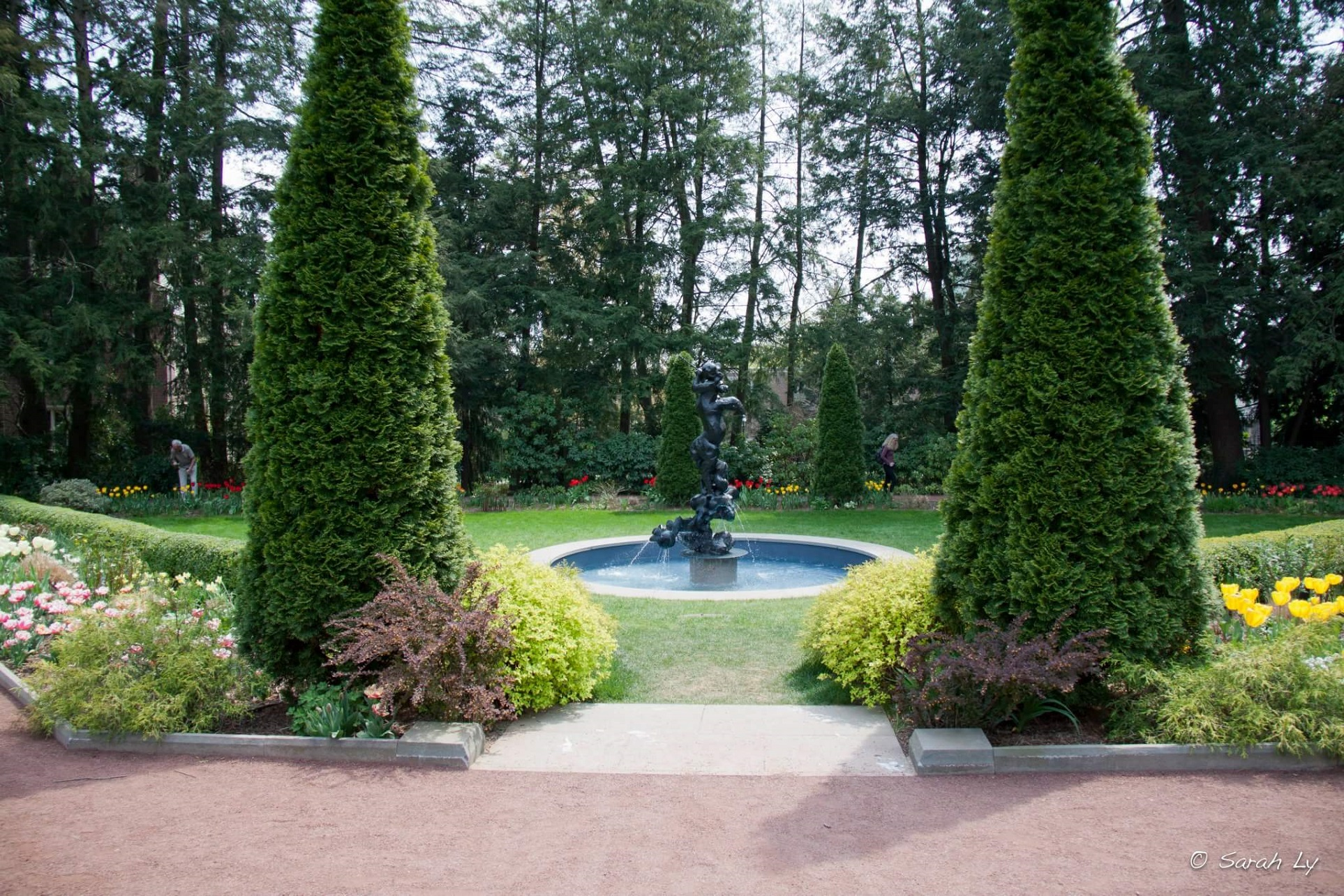 The Official Botanic Garden Of Rutgers: Gardens And Arboretums